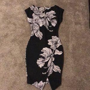 Gorgeous black dress!